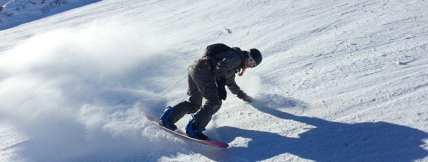 Medicina Deportiva - Deportes de invierno