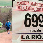 Media Maratón del Camino Gonzalo Mora de ITRAMED
