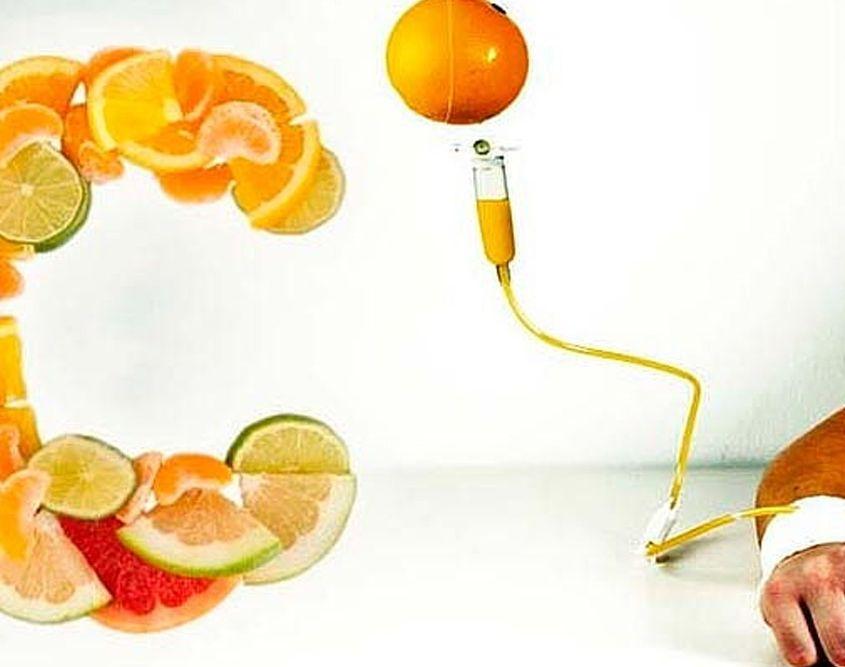 Sueroterapia Vitamina C